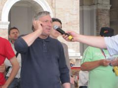 Don Luigi Ciotti a Senigallia al Caterraduno