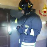 Incendio, Vigili del Fuoco