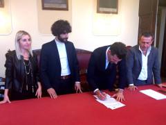 Firmata l'intesa tra Senigallia e Corinaldo per la valorizzazione di cultura e turismo