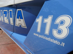 Polizia, Volante, 113