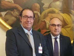 Davide Da Ros e Massimo Bello