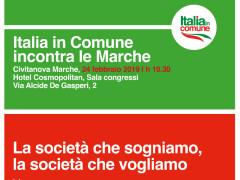 Si è costituita la Sezione di Senigallia di Italia in Comune
