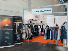 Stand de La Casa della Divisa a Beer Attraction 2019