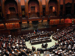 La Camera dei Deputati, Parlamento