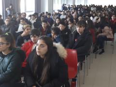 Le scuole incontrano il Sovrintendente Capo della Polizia di Palermo