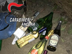 Festa di Carnevale, controlli dei Carabinieri per contrastare il bingedrinking
