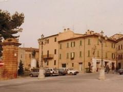 Centro storico di Ostra