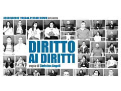 """il docu-film """"Diritto ai Diritti"""""""