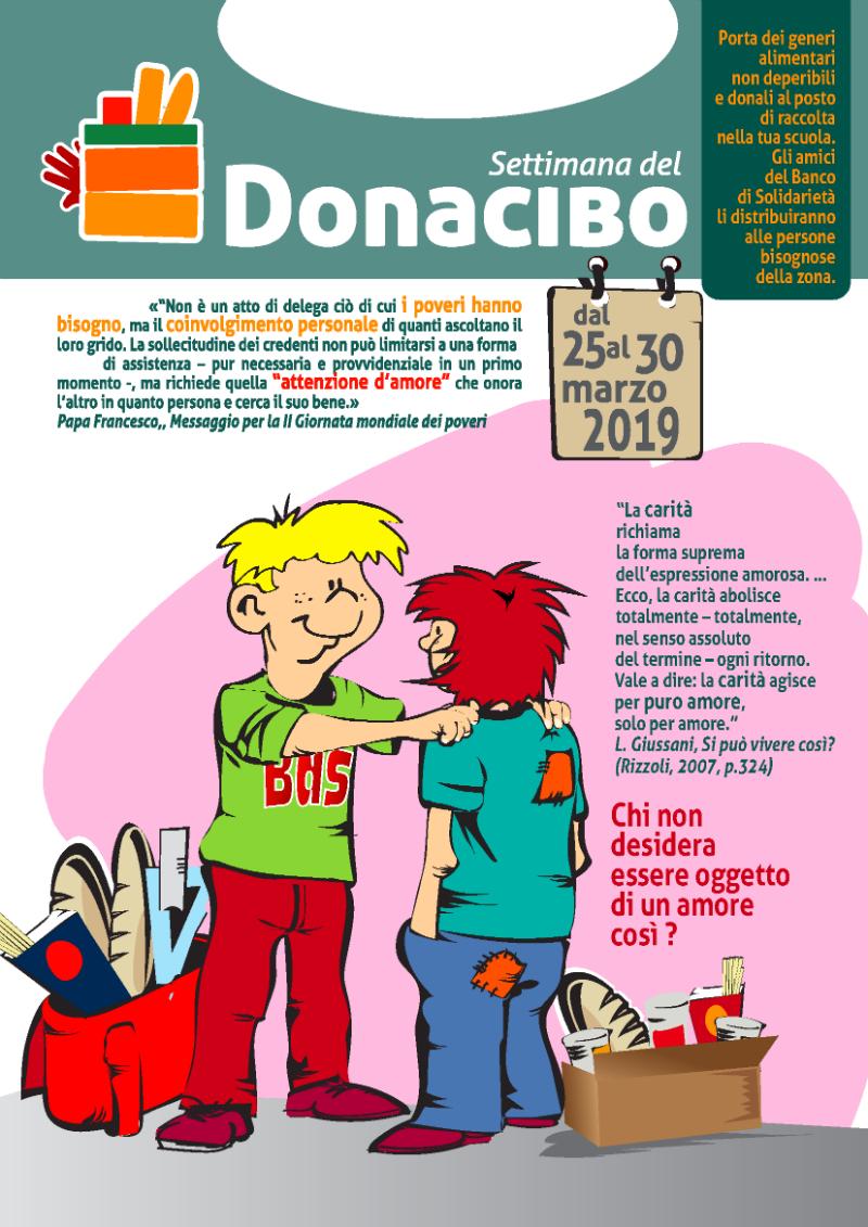 Donacibo 2019 - locandina