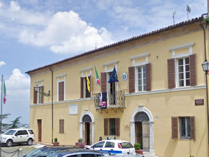 Municipio, Comune di Ostra Vetere