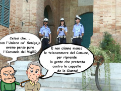 Polizia Locale addio a Ostra