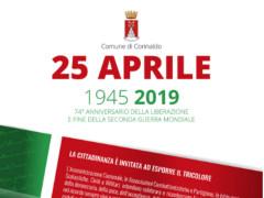 25 aprile a Corinaldo