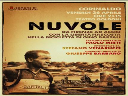 """Nuvole"" su Gino Bartali"
