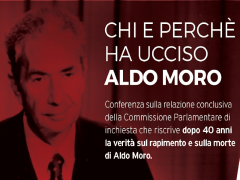 Incontro sull'uccisione di Aldo Moro