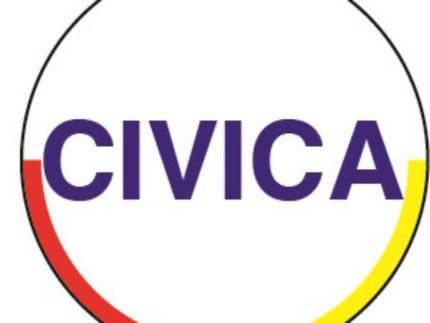 "Logo ""Civica"" a Serra de' Conti"