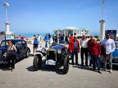 Lancia Club a Senigallia