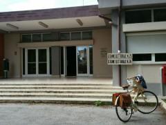 Seggi elettorali a Senigallia: scuola Aldo Moro