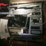 Attacco con esplosivo al bancomat della BCC a Castelleone di Suasa