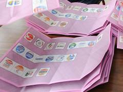 Elezioni, schede elettorali, scrutini