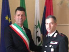 Maurizio Mangialardi e Domenico Di Ruvo