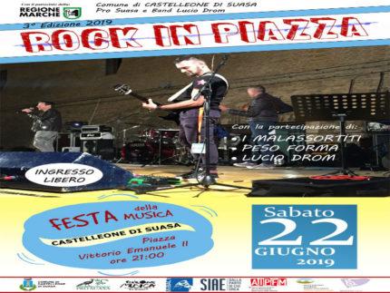 Festa della Musica a Castelleone di Suasa