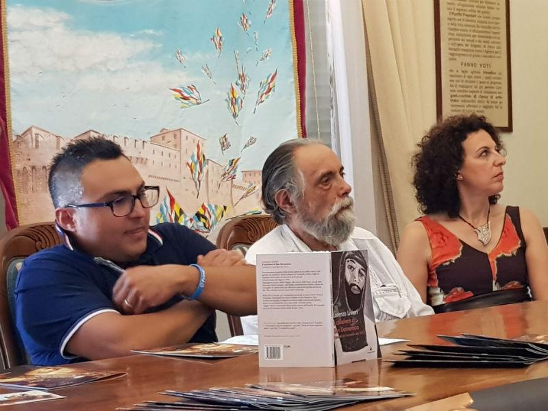 Federico Genga, Romano Sbarbati, Maria Grazia Battistini