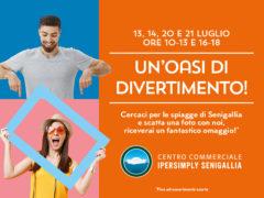 Un'oasi di divertimento con il Centro Commerciale Ipersimply Senigallia