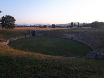 Anfiteatro Romano a Castelleone di Suasa