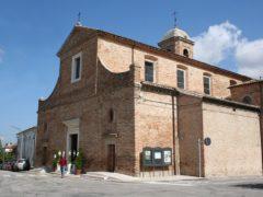 Chiesa di Santa Maria de' Abbatissis a Serra de' Conti