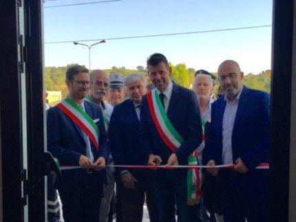 Inaugurata la nuova sede della Polizia Locale