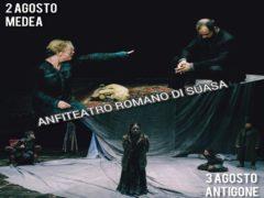 Rappresentazioni teatrali di Medea e Antigone in programma a Castelleone di Suasa