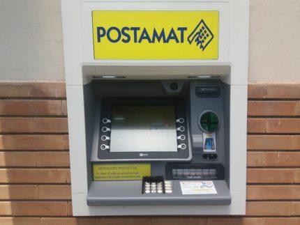 Nuovo sportello automatico per l'ufficio postale di Arcevia