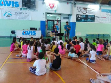Un successo i centri estivi di Corinaldo