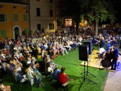 Concerto Umbriaensamble e Federico Mondelci a Trecastelli