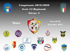 Serie C2 calcio a 5 2019-2020