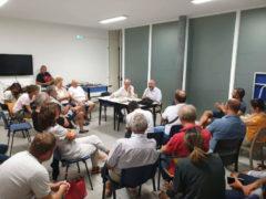 Incontro Fratelli d'Italia al Cesano
