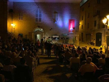 Centro storico Ostra Vetere