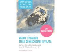 """nuovo libro di Emanuele Lodolini """"Visione e Coraggio"""""""