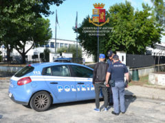 Campus scolastico, controlli Polizia