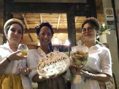 Banchetto Medievale a La Cresciamia di Senigallia