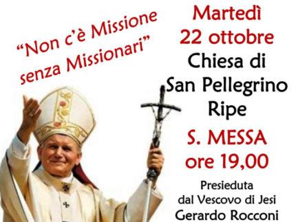 La Città di Trecastelli celebra il Patrono San Giovanni Paolo II