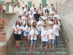 Gnomo Band, banda musicale junior a Ostra