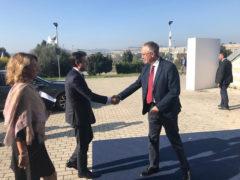 Ceriscioli incontra Conte all'Assemblea Nazionale CNA di Ancona
