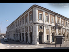 Veduta del Palazzo Gherardi di Senigallia