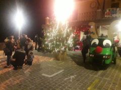 A Trecastelli si è acceso il Natale nelle piazze di Castel Colonna, Monterado e Ripe