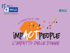 Impact People - L'impatto delle donne - BCC