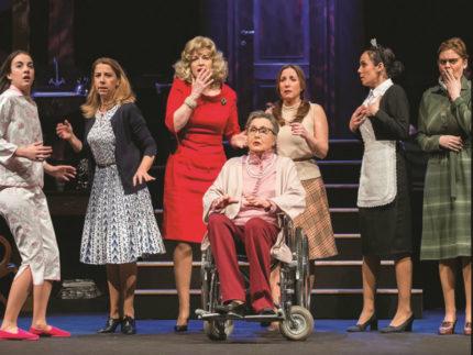 Otto donne e un mistero al Teatro Goldoni di Corinaldo