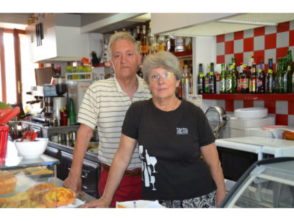 Anna Bontempi e Arnaldo Argentati