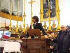 Matteo Principi ricorda Santa Maria Goretti