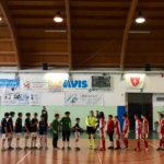 Under 15, Girone Gold, 4°giornata Corinaldo Calcio a 5- Senigallia Calcio 5-5